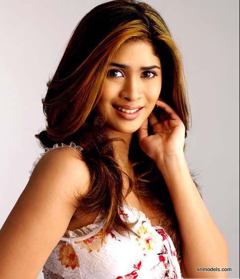 sri lankan models photos. Sri Lankan Model – Anarkali